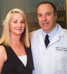 Dr. Stuart and Jill Kozinn